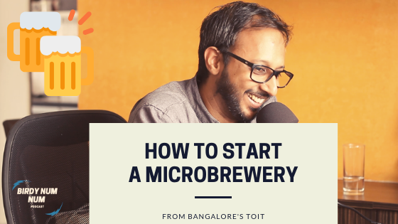 How to Start a Microbrewery in India | Toit's Journey