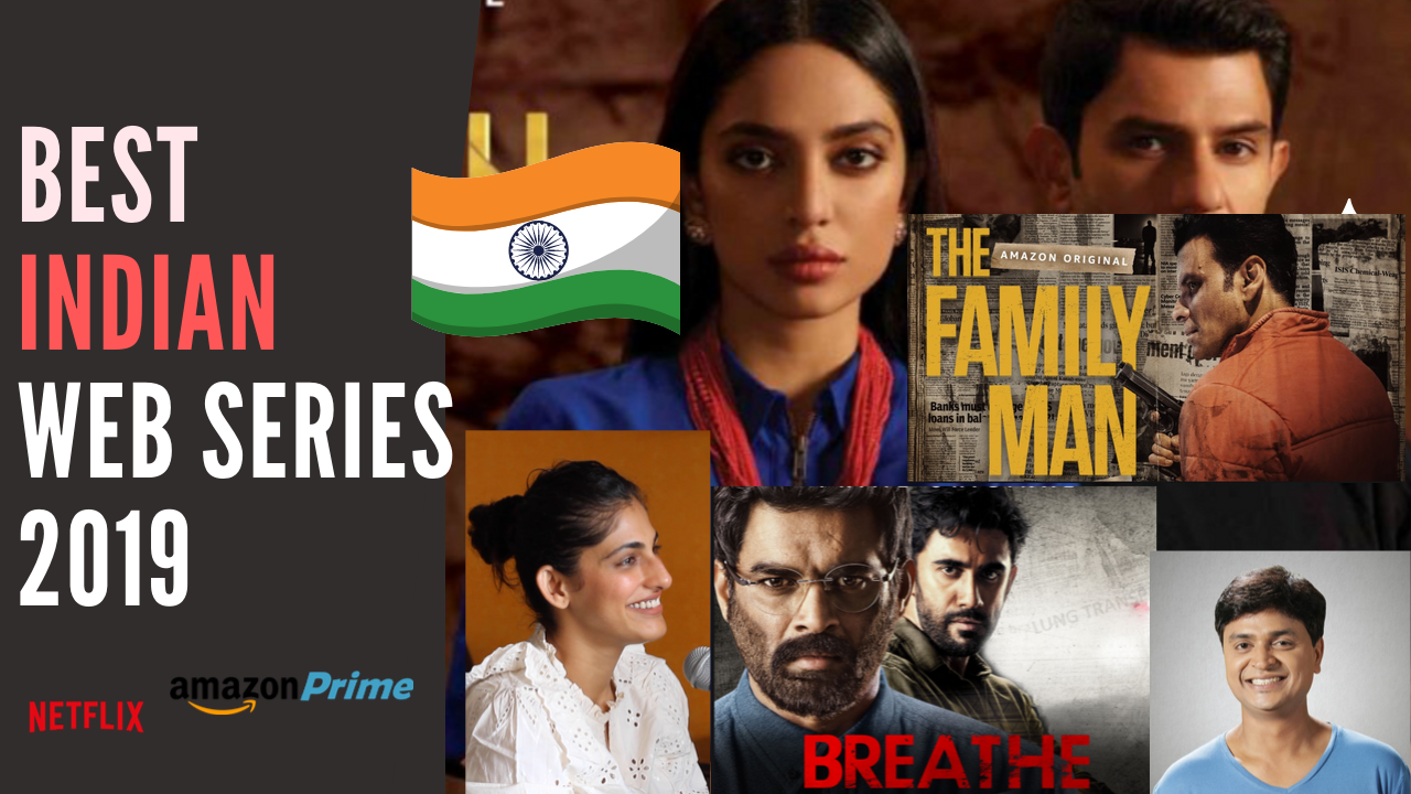 Best Indian Web Series (2019) | Every Platform